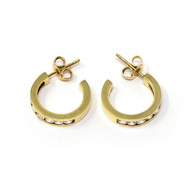 orecchini cerchi