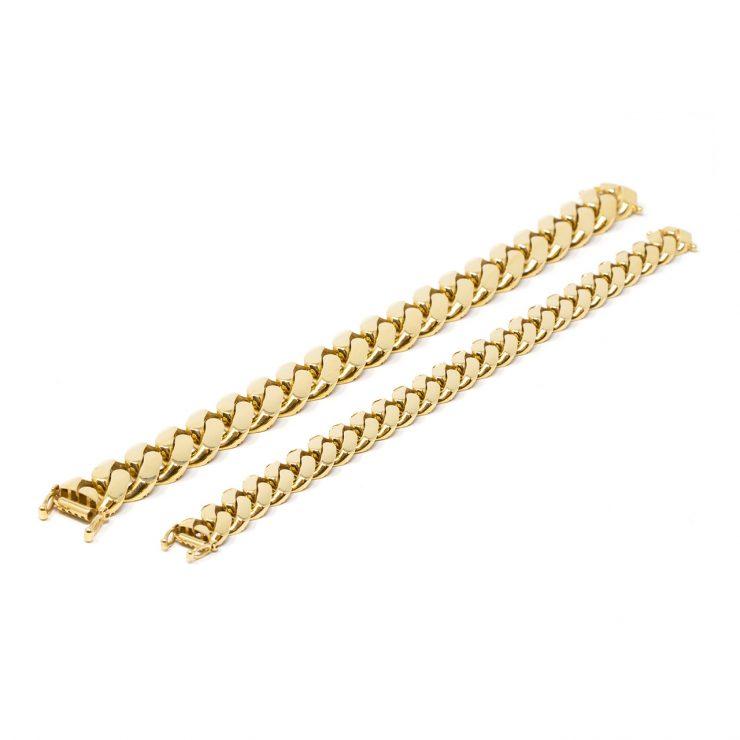 bracciali in oro roma trap