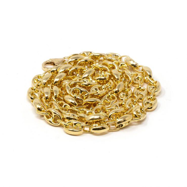 collana oro roma risivi lab