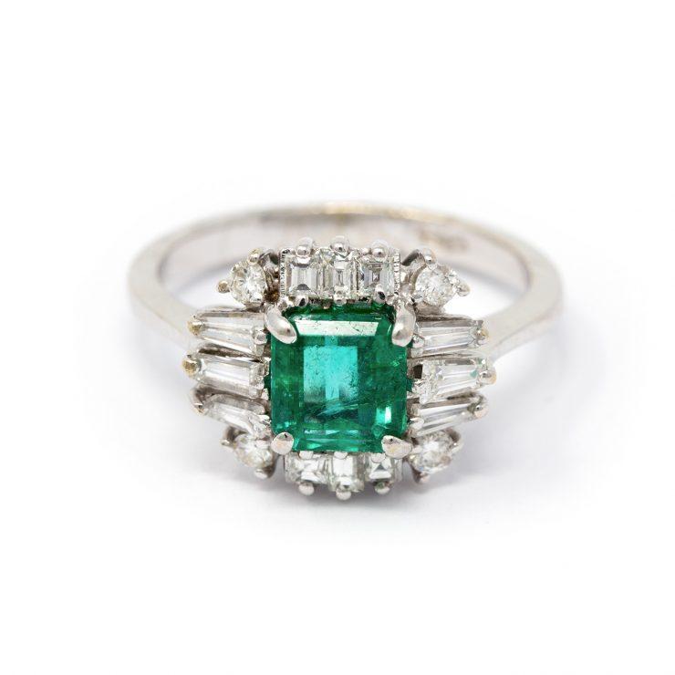 anello smeraldo risivi lab