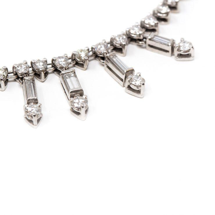 collana diamanti risivi lab