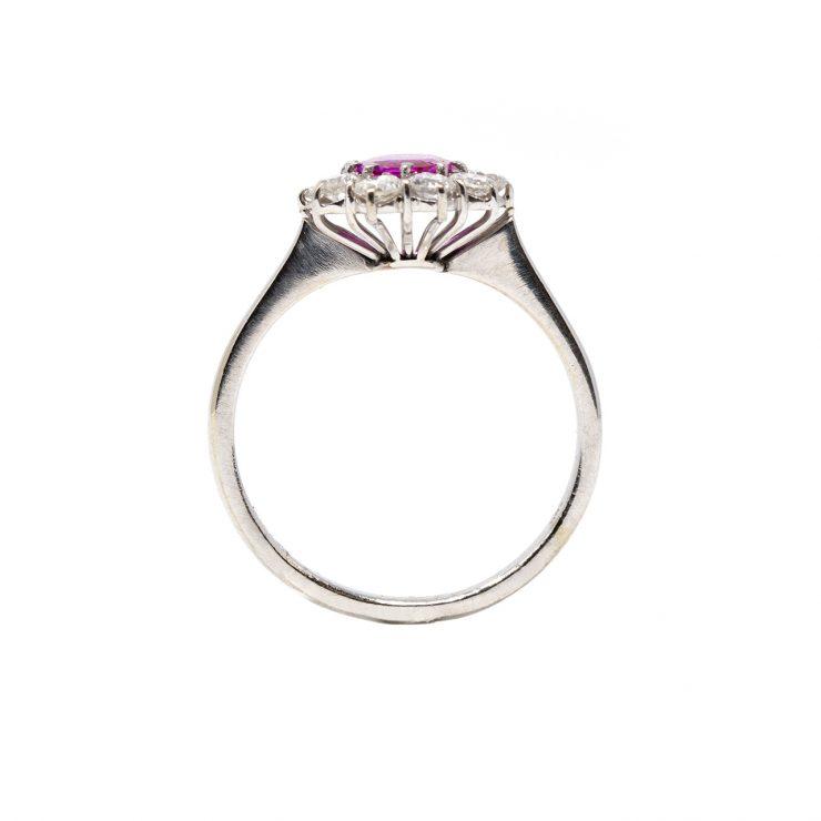 anello floreale roma